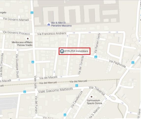 Mappa ufficio