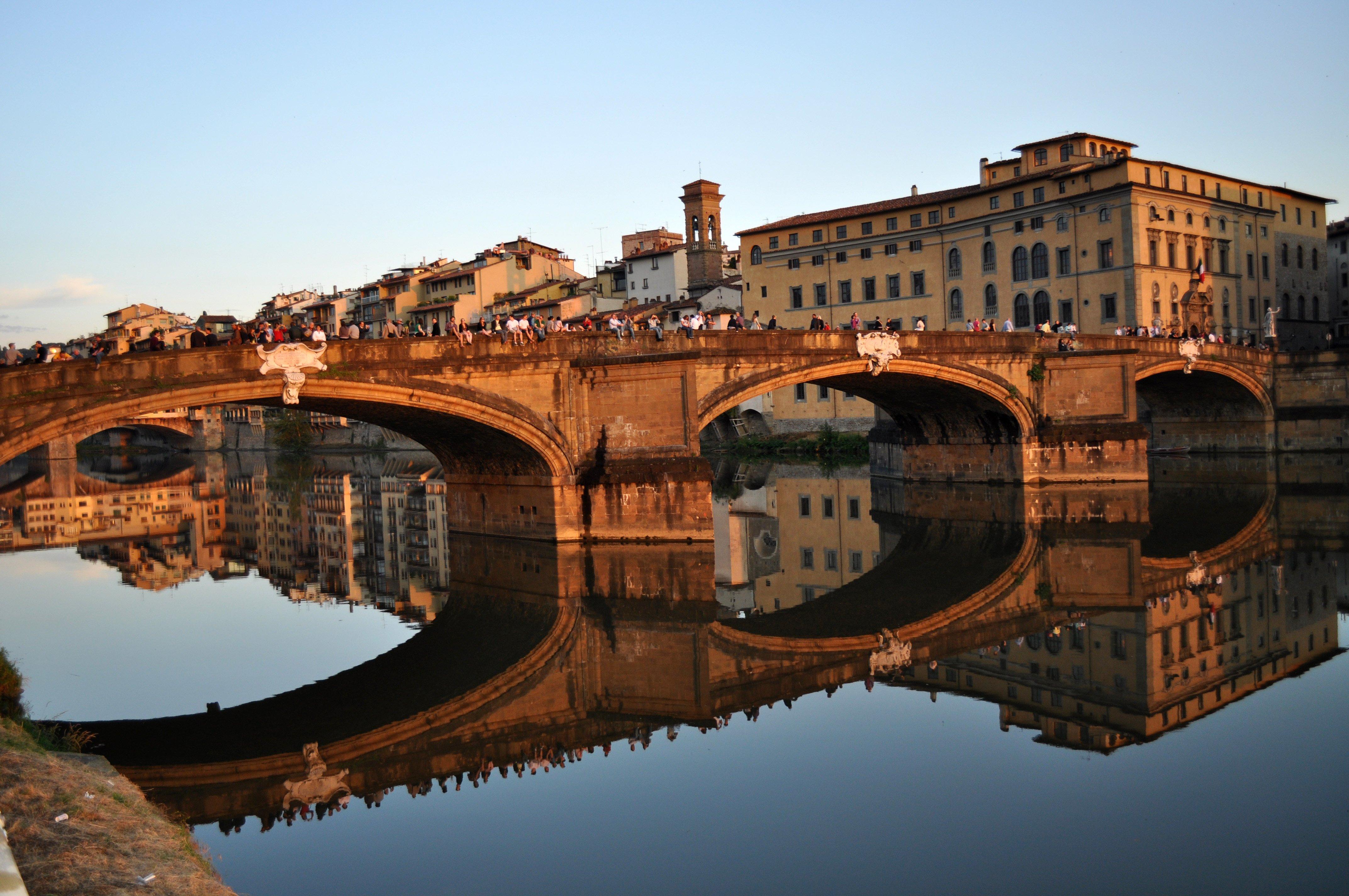 il centro di Firenze