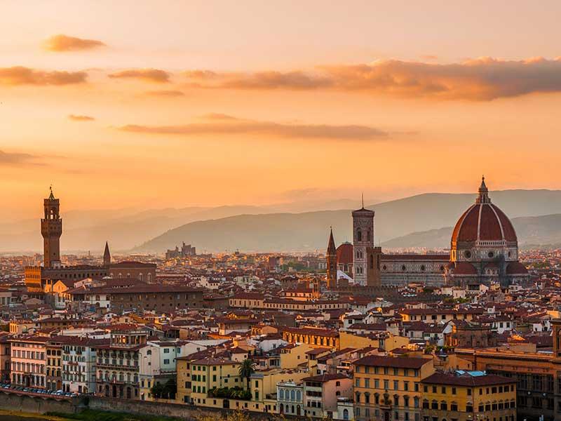 Firenze, la città delle case di lusso