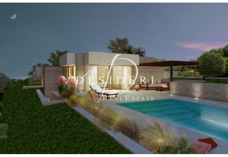 Vendita villa lusso punta ala for Case con grandi cucine in vendita