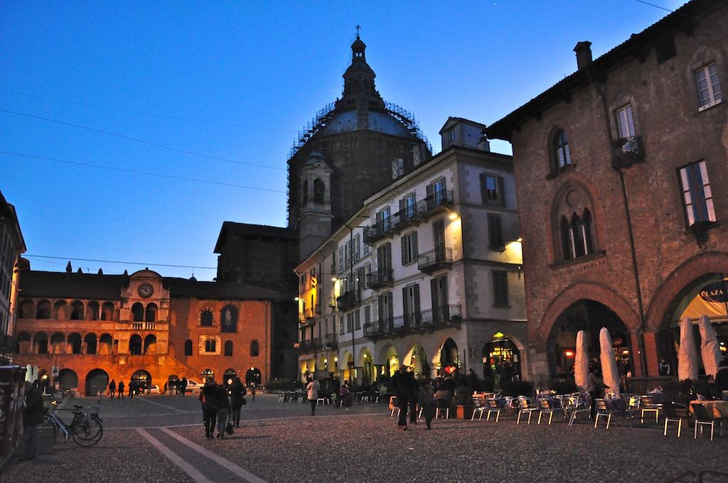 Pavia centro